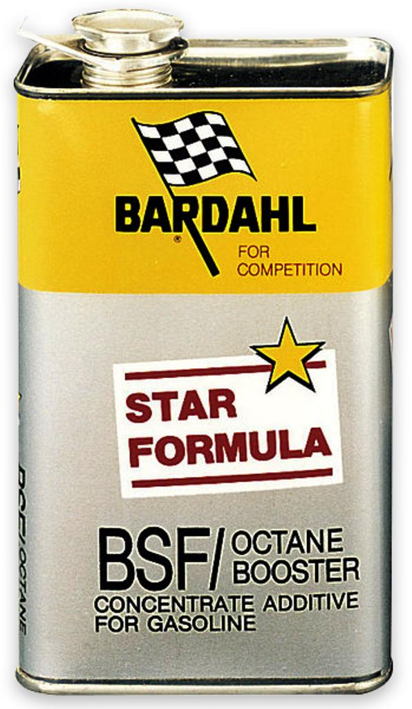 Купить запчасть BARDAHL - 100038 BSF/Octane Booster (Competition), 1л.